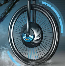iMortor 26'' Electric Front Bicycle Wheel Bluetooth 4.0 Permanent Magnet Brushle