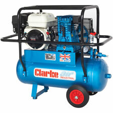 Clarke Xpph15/50 Portable Petrol Driven Air Compressor (ref 2092565)