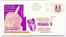 1975 Intelsat IV Seventh Atlas-Centaur Hughes Cape Canaveral SPACE NASA USA SAT