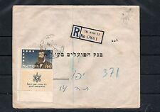 Israel Scott #86 Full Tab on Registered Bank Cover!!