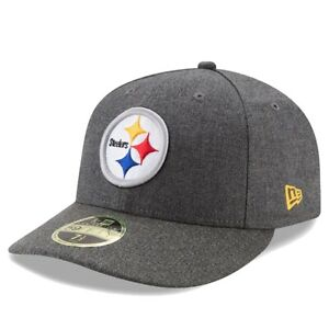 """BNWT & RARE! New Era Pittsburgh Steelers """"Crafted in the USA"""" Cap"""