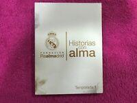 DETALLES DE  DVD FUNDACIÓN REAL MADRID. HISTORIAS CON ALMA TEMPORADA 1 NUEVO NEW