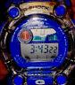 collectable Men's Clear-Blue Casio G Shock DW6900 ST-Digital Watch W Blue Light
