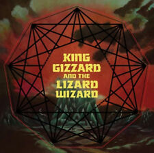 "King Gizzard & the Lizard Wizard : Nonagon Infinity Vinyl 12"" Album (2016)"