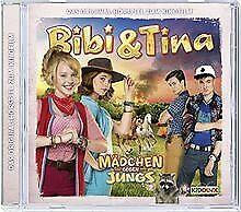 Bibi und Tina: Mädchen gegen Jungs von Various | CD | Zustand gut