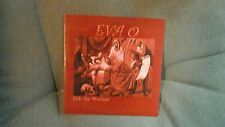 EVA O DAMNATION - RIDE THE MADNESS. PROMO CD CARDSLEEVE
