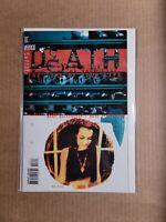 DEATH POSTCARD SET-DC//VERTIGO-1996-RARE SET-NEIL GAIMEN-CHRIS BACHALD-BUCKINGHAM