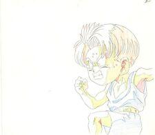 Anime Genga not Cel Dragon Ball Z #107