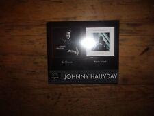 """Coffret 2 CD neuf (scellé) Johnny HALLYDAY """"De l'amour/Rester vivant"""" -Ed limit"""