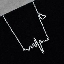 Gothic Charm Choker Chunky Statement Bib Pendant Chain Necklace Fashion Jewelry