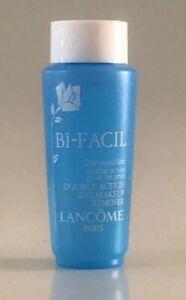 Lancome BI-FACIL DOUBLE ACTION EYE MAKEUP REMOVER Deluxe Sample 30mL (1oz.)
