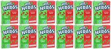 4x Formally Wonka Wild About What a Melon and so Very Cherry Nerds 46.7g Sweets
