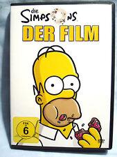 DVD    Die Simpsons    Der Film