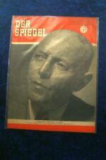 Der Spiegel 50/51 12.12.1951 Häuser von der Stange; Minister Wildermuth