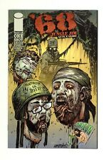 '68 Jungle Jim: Guts N' Glory One Shot Comic 9.4 (NM) Tricon Variant Image 2015