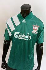 The Reds  1992-93 adidas Liverpool FC Away Centenary Football Shirt SIZE M 40-42