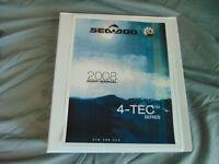 2008 Polaris Jet Ski  4TEC 4-TEC Watercraft Repair Service Shop Manual