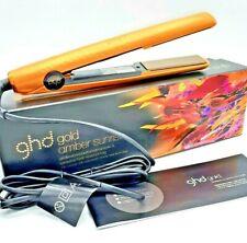 "GHD Amber Sunrise Performance Styler 1"" Flat Iron - Gold"