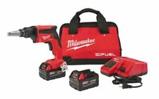 Milwaukee 2866-22 M18 Parafuso Drywall De Combustível arma Kit Com 2X Bateria 5.0ah - Novo!!!