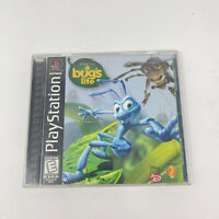 A BUGS LIFE Sony PlayStation 1 PS1 TESTED WORKING COMPLETE