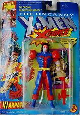 Warpath + carte Mojo  The Uncanny X-Men X-Force  Marvel Toy Biz  MOC NEUF