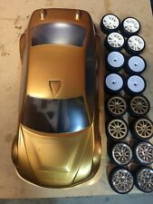 thunder tiger ts4n Nitro Rc Car Brand New With Wheels Rare As Rocking Horse Shit