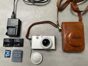 Leica D-LUX 3 10,2 MP Digitalcamera - Silver