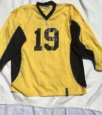 Tk Goalie Gold/BlackField Hockey Jersey - Size Med/Large