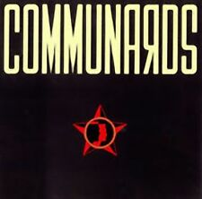 1986 THE COMMUNARDS Original Self-Titled CD VG Cond Dance FREE SHIPPING & HNDLG!