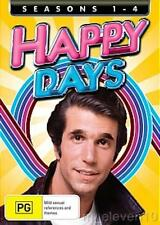 HAPPY DAYS SEASONS 1 2 3 4 : NEW DVD