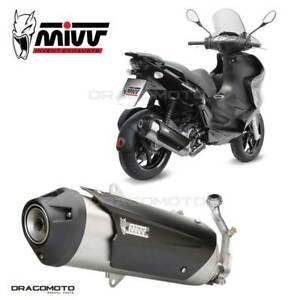 Full exhaust GILERA NEXUS 300 2012 2013 Urban MIVV