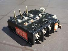 Motorschutzschelter R16 2,6 -> 4,5A Vorsicherung 15A träge 500V AC  220V DC