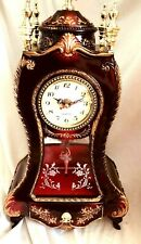 Beautiful Musical Clock with Dancing Ballerina.