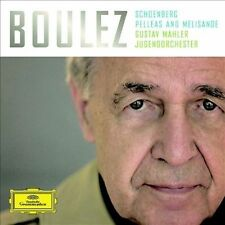NEW Schoenberg: Pelleas & Melisande (Audio CD)