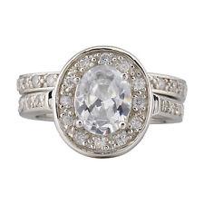 Ovale Modeschmuck-Ringe im Band-Stil für Damen