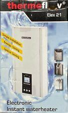 Thermoflow Durchlauferhitzer ELEX 21 kW elektronisch max 75 °C, 400 Volt