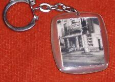 Porte-clé PHOTO Station TOTAL Bar du marché A HENQUINET VARANGEVILLE  Avec 2R ??