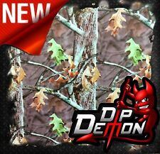 NEW FALL LEAVES MINI CAMO FILM HYDROGRAPHIC WATER TRANSFER HYDRO DIPPING DIP