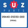 09440-05030-000 Suzuki Spring 0944005030000, New Genuine OEM Part