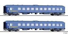 "HS  Tillig 01758 Reisezugwagenset ""CityNightLine""der DB AG Spur TT"