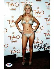 Gretchen Rossi Signed Real Housewives of Orange County 8x10 Photo PSA/DNA#X67654