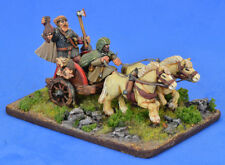 Gripping Beast - SAGA Pict Warlord in Chariot AAP01b Dark Ages 28mm