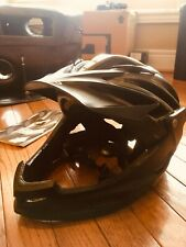 Vintage Giro Switchblade helmet with removable chin-guard, 2002, S/M