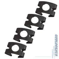 4x Brake Hose Retaining Clip Holder For VW Audi Seat Skoda 4D0611715B 171611715