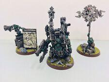 Warhammer 40k Orks Mek Boy Mek Boss Buzzgob Forgeworld