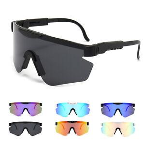 Polarized Sunglasses Cycling Eyewear Outdoor UV400 Sports Riding Glasses MTB BMX