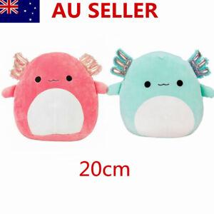 Squishmallow Archie The Axolotl Kellytoy Plush Toy Stuffed Kids Birthday Gift AU