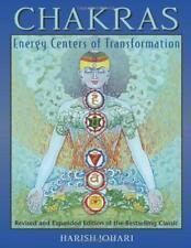 Chakras - énergie Centers de transformation par Harish Johari Livre de poche 9