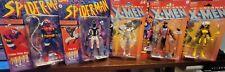 X-Men and Spider-Man Retro Wave Marvel Legends