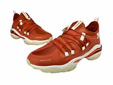 Reebok Mens DMX Series 2000 Low X Switzz Beatz Basketball Shoes Orange Size 10